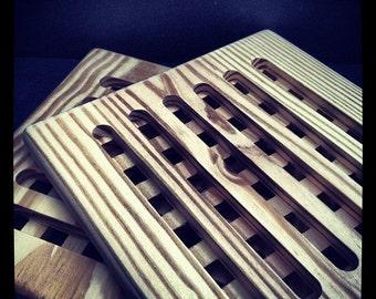 Natural Wood Trivets