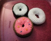 Crochet Donuts - Made to Order