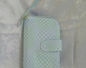 Travel Diaper Pouch - Baby Blue