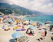 """12x18"""" Festa Italiana Custom Artwork, Cinque Terre, Italy"""