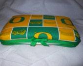 U of O Ducks wipe case