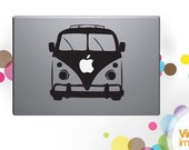 MacBook sticker Camper Van, ipad Stickers