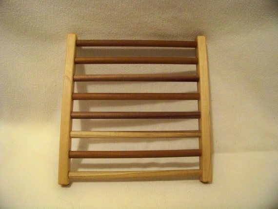 Small Wooden Cooling Rack