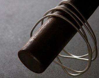 ON SALE, Free shipping, Silver bracelet, bangles, handmade jewelry,stackable bracelets