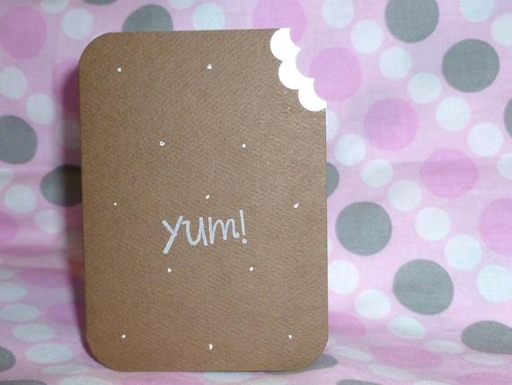 Ice Cream Gift Card Holder Gift Card Ice Cream