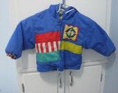 Vintage 80's London Fog children's spring jacket- size 24 months