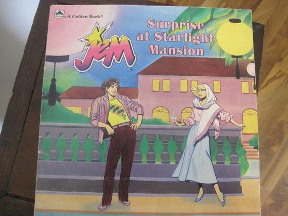 JEM Surprise at Starlight Mansion- 1986