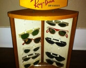 Ray Ban Case with ten sunglasses