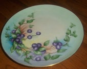 Vintage German Plate, Bavaria