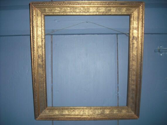 5 DOLLAR DEAL  Antique Gold Frame