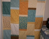 Stepping Stones Custom Quilt