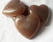 Soap - Pumpkin Spice Heart Shaped Soap - Scented Soap