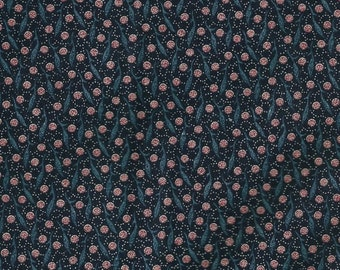 Civil War Repro dark blue with red dots