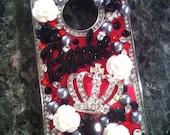 iPhone 4 Red Barbie case