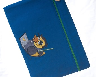 Zipper Pouch - Nerdy Duck Made to Order