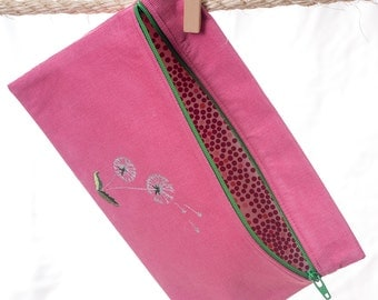 Dandelion Pouch - Made to Order