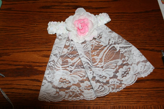 Wedding Veil Type Collar for Dogs With Silk Flower Perfect for Showers, Weddings, also Halloween Costumes