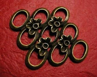4pc antique bronze Chandelier link-3499