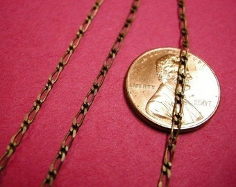 5 feet lead nickel free mother and son soldered chain-2496
