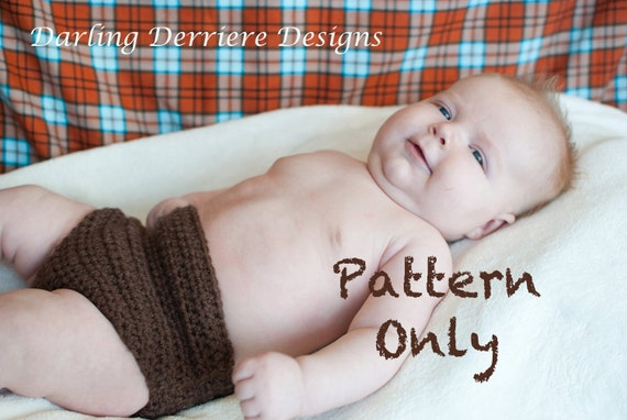 Instant Download PDF Basic Diaper Cover Pattern