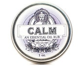 The Scent of Calm - Solid Perfume with Pure Essential Oils