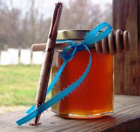 Bridal Party Gift, 6 Raw Wildflower Honey 8oz ...