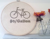 Bike Embroidery