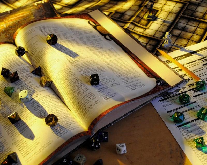 Books Describe your non-RPG book collection