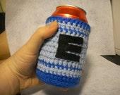 Megaman E-Tank Beer and Soda Koozie