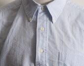 Ralph Lauren Seersucker Popover Shirt