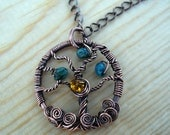 Celtic Tree of Life Necklace - Celtic Jewelry