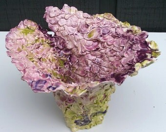 Lucyvase Pink and Purple