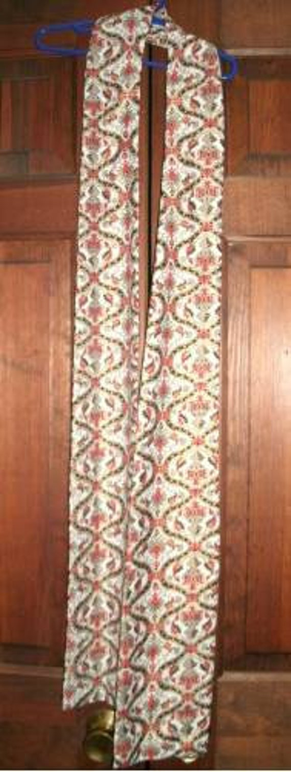 Handcrafted Reversible Ministerial Stole