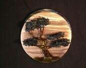 Bonsai Sky 2 by Mike Schneider Metal Art