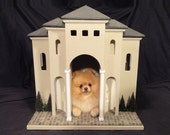 Indoor Dog Den - The Villa by Simba's Castles