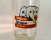 Republican Convention 1972 Souvenir Glasses from...San Diego