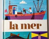 Alain Grée: La mer, French Children/Teen Book