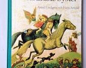 Reserved...Vintage Swedish Children Book: Most beloved sister (Allrakäraste Syster)