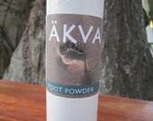 All Natural Organic Herbal Foot Powder (Talc-Free)