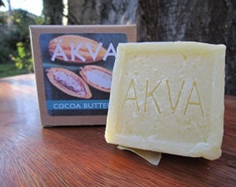 All Natural Organic Cocoa Butter Soap