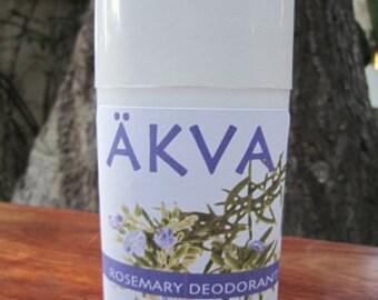 All Natural Organic Rosemary Deodorant for Women