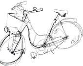 Bike Drawings