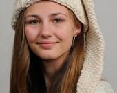 Lovely Lucy Crochet Hippie Elf Hat