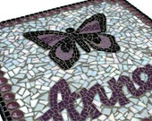 Personalized Name Sign, Mosaic Art