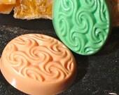 Lime & Orange Wave Soap Set