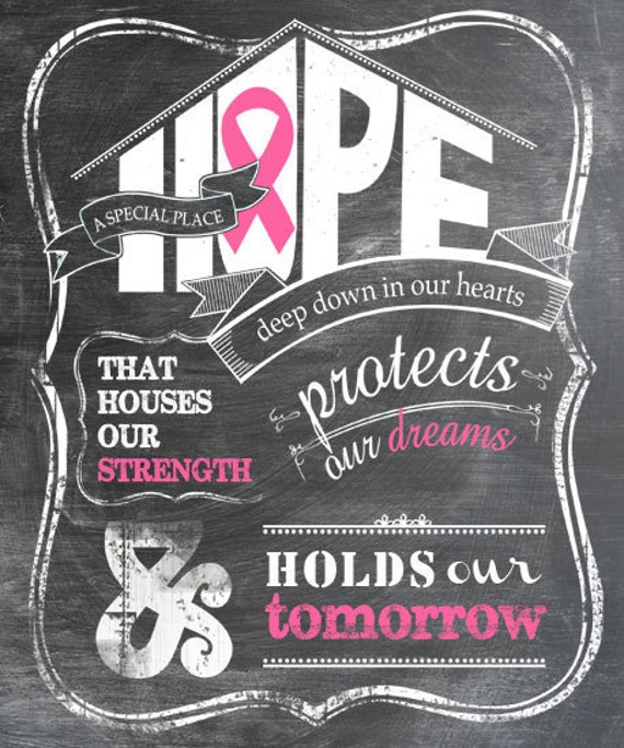 Breast Cancer Support Print