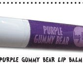 Purple Gummy Bear Lip Balm by Bag Lunch