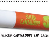 Sliced Cantaloupe Lip Balm by Bag Lunch