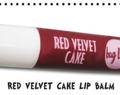 Red Velvet Cake Lip Balm by Bag Lunch