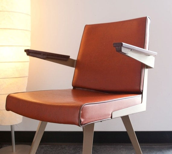 Unusual Mid Century Office Chair for your Mad Men Office - Hub Seating